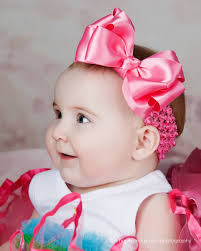 baby bow headbands sandi pointe library of collections