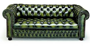 The Chesterfield Sofa Company Green Leather Chesterfield Sofa Chesterfield Sofa Pinterest