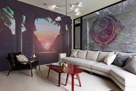 how to optically enlarge a room using wall murals pixers wall how to optically enlarge a room using wall murals pixers wall decor wall murals stickers posters