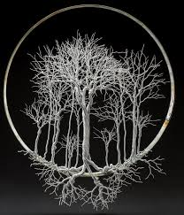best 25 wire trees ideas on wire tree necklace wire
