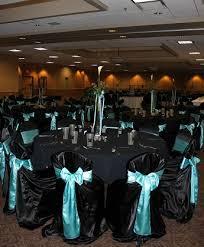 teal chair sashes precy s 212 satin pool blue chair sashes wedding chair