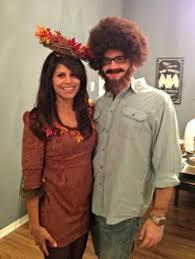 Tree Halloween Costumes Bob Ross U0026 Happy Tree Halloween Costume Diy Costume Couples