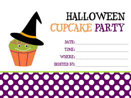 Halloween Birthday Party Invitations Templates by 41 Printable And Free Halloween Templates Hgtv