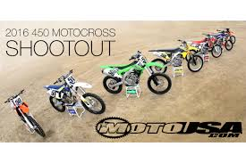 is there a motocross race today 2016 450 motocross shootout motorcycle usa