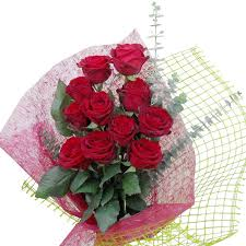 Roses Bouquet Love Red Roses Bouquet