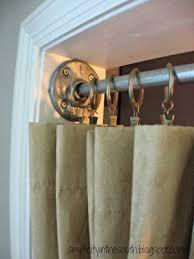 Kitchen Pantry Curtains Best 25 Closet Door Curtains Ideas On Pinterest Curtain Rod