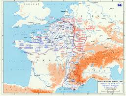 Europe 1939 Map by Map Of The Allied Campaign In Northwest Europe 26 Aug 14 Sept