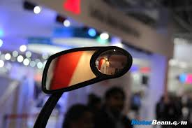 Blind Corner Mirror Using Blind Spot Mirrors For Added Road Safety In India