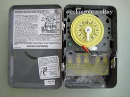 water heater timer electric water heater timer intermatic