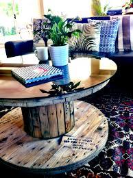 explore decorating coffee table