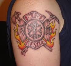firefighter maltese cross pictures tattoomagz