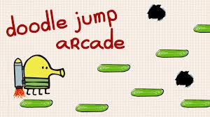 doodle jump doodle jump arcade ticket