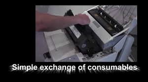 pp3034 printing of continous forms medicine bags youtube
