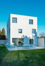 D Haus Eberle Architekten In Mering Haus Kammputz Architektur Und
