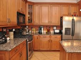 top kitchen paint colors with wood cabinets my home design journey