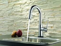 Touch Kitchen Faucets by Bath Shower Modern Delta Touch Faucet For Kitchen And Bathroom For