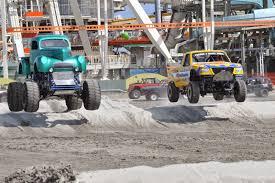 monster trucks races wildwood 365 monster trucks rumble into the wildwoods for monster