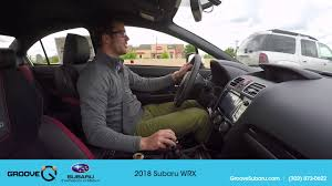 subaru wrx hatch 2018 2018 subaru wrx premium test drive youtube