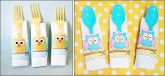 owl baby shower ideas diy baby shower ideas napkin rings owl baby diy baby shower ideas