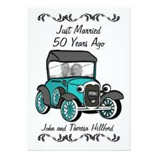 antique car cards invitations greeting photo cards zazzle