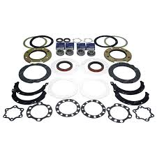 swivel hub king pin bearing seal kit landcruiser hzj105r fzj105r