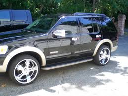 Ford Explorer Custom - 2008 ford explorer information and photos zombiedrive