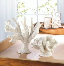 Koehler Home Decor White Coral Decor Wholesale At Koehler Home Decor