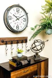 hobby lobby home decor wall clocks wall clock hobby lobby large wall clock hobby lobby