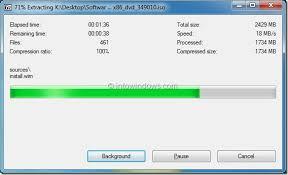 cara membuat file iso dari file di hardisk install windows 10 8 1 from external hard drive