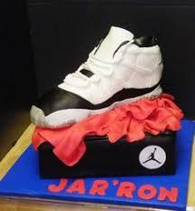 a jordan cake cakes pinterest cake shoe cakes and birthday