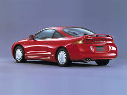 mitsubishi eclipse 1995 mitsubishi eclipse 1994 1995 1996 1997 купе 2 поколение 2g