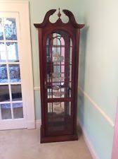 Pulaski Curio Cabinet Used Pulaski Furniture Ebay