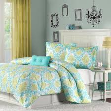 bedroom expansive blue and white bedroom for teenage girls terra