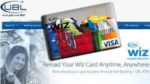 prepaid debit card reviews ubl wiz card review and tutorial pktechnoexpert your tech