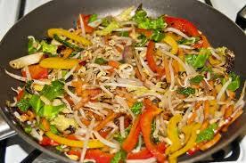 les bases d une recette facile au wok santé toujours