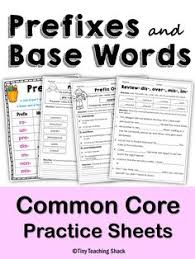 base word or root words and affixes prefixes and suffixes for 1st