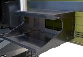 rock slide engineering tailgate table jeep shelves ship free
