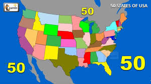 Map Of The Us With States by Unitedzip Com 50 States States Song Fifty States Of Usa Song