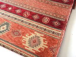 Velvet Chenille Upholstery Fabric Ethnic Tribal Style Chenille Upholstery Fabric Velvet Fabric