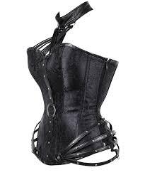 amazon com moon angle womens halloween corsets steampunk goth
