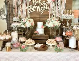 boho chic party ideas for a baby shower catch my party