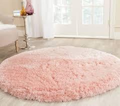 Light Pink Area Rug Pink Shag Carpet Rug And Navy Green Light Area For