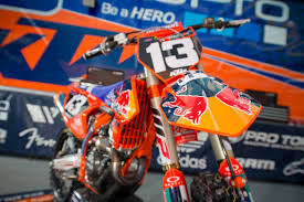 red bull motocross race factory ktm the machines transworld motocross