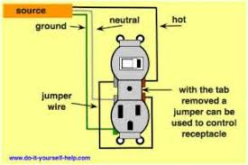 electrical how can i wire a gfci combo switch so that the switch