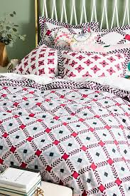 bonnie and neil printed duvet cover anthropologie