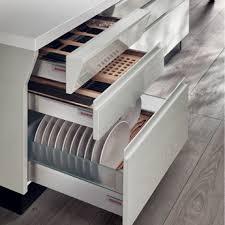 cassetti per cucina dentro il cassetto