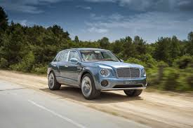 bentley suv 2015 interior smaller bentley suv to follow full size model