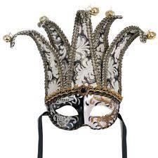 venetian jester mask jester mask ebay