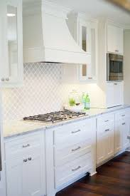 kitchen backsplash ideas with white cabinets simple white kitchen backsplash best 25 white kitchen