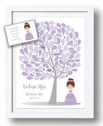 quinceanera guest book quinceañera guest book 16x20 sign in tree sweet 16 guestbook